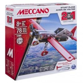 Meccano Letadlová sada 2v1