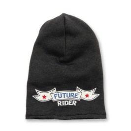 Lafel Chlapecká čepice Future Rider - tmavě šedá