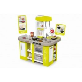 Smoby Kuchyňka Tefal Studio XL zeleno-šedá, elektronická