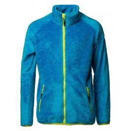 O'Style Chlapecká fleecová mikina Ivosh - modrá