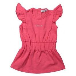 Dirkje Dívčí šaty - červené