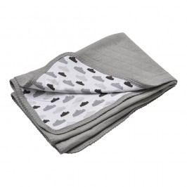 Lodger deka Dreamer Quilt Grey 75x100 cm
