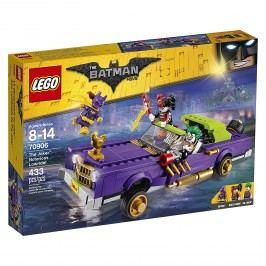 LEGO® BATMAN MOVIE 70906 Joker a jeho vůz Notorious Lowrider