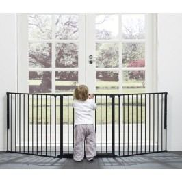 Baby Dan Prostorová zábrana Flex L, 90-225 cm - černá