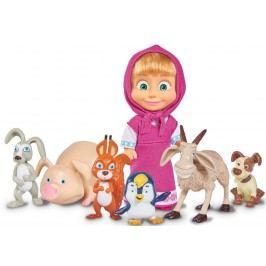 Simba Máša a medvěd - Panenka Máša a její zvířecí kamarádi