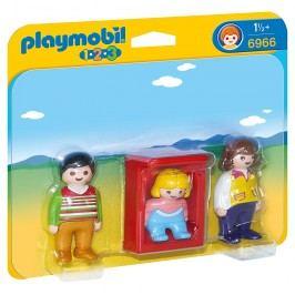 Playmobil Rodiče s kolébkou (1.2.3)