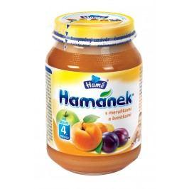 Hamánek s meruňkami a švestkami 6x190g