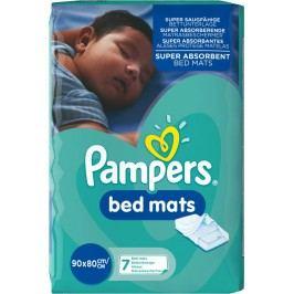 Pampers Bedmats 7ks - dětské podložky do postele