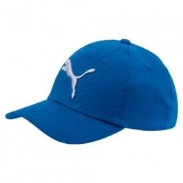 Puma Chlapecká kšiltovka Cat- modrá