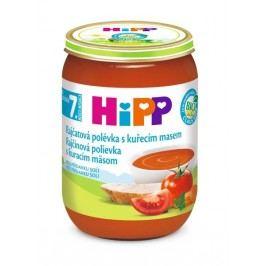 HiPP BIO Rajčatová polévka s kuřecím masem 6x190g