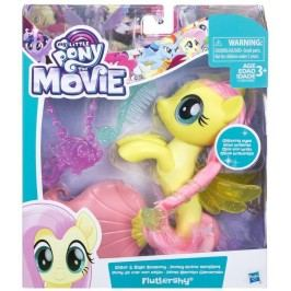 My Little Pony Mořský poník 15cm s módními doplňky - Fluttershy
