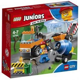 LEGO® Juniors 10750 Silniční opravářský vůz