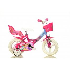 Dino Bikes Dívčí kolo Princezny 12