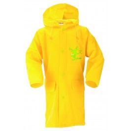 LOAP Dětská pláštěnka Smoky - žlutá