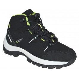 LOAP Chlapecké outdoorové boty Tarby - černé