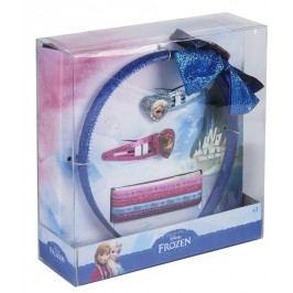 Disney Brand Dívčí set do vlasů Frozen - modrý