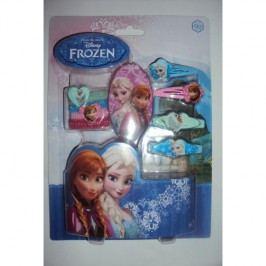 Disney Brand Dívčí sada vlasových doplňků Frozen - barevná