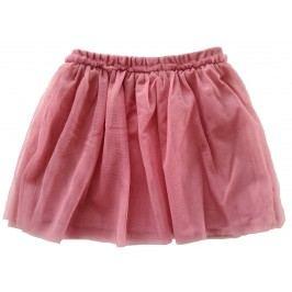 Carodel Dívčí třpytivá sukně - růžová