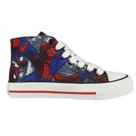 Disney Brand Chlapecké kotníkové tenisky Spiderman - barevné