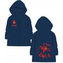 E plus M Chlapecká pláštěnka Spiderman - tmavě modrá