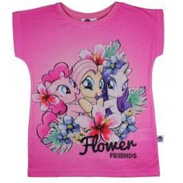 E plus M Dívčí tričko My little Pony - růžové