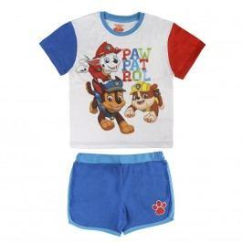 Disney Brand Chlapecký set trička a kraťasů Paw Patrol - barevný
