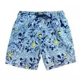Disney Brand Chlapecké plavecké šortky Mickey Mouse - modré