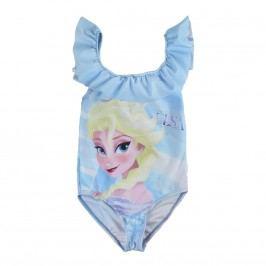 Disney Brand Dívčí plavky Frozen - modré