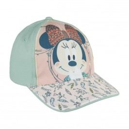 Disney Brand Dívčí kšiltovka Minnie - mentolová