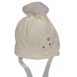 Broel Dívčí čepice Nebra - béžová