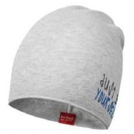 Broel Chlapecká čepice Basic - šedá