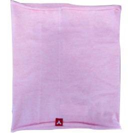 Broel Dívčí nákrčník Fluo - růžový