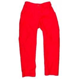 MMDadak Dívčí kalhoty My Friends - červené