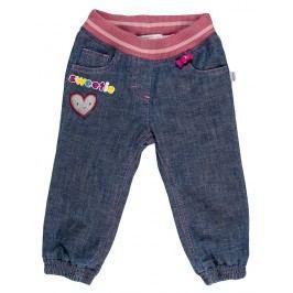 MMDadak Dívčí kalhoty Candy - modré