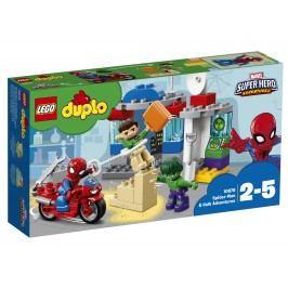 LEGO® DUPLO® 10876 Dobrodružství Spider-Mana a Hulka
