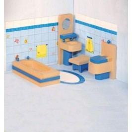 WOODY Nábytek do domečku Koupelna