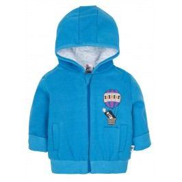 G-mini Chlapecký kabátek Krtek a balón - modrý
