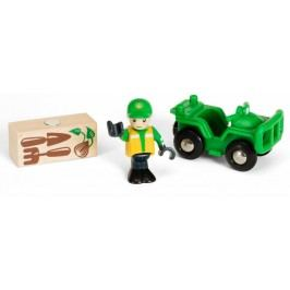 Brio Univerzální vozítko s panáčkem