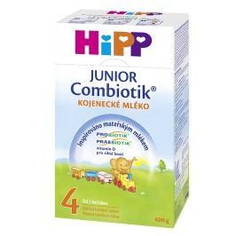 HiPP Pokračovací kojenecké mléko MKV 4 Junior Combiotik 4x600g
