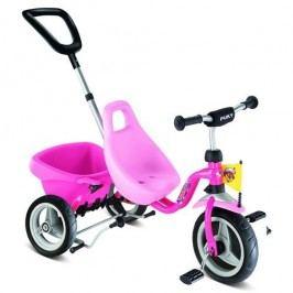 PUKY tříkolka Carry Touring Tipper Cat 1S - růžová