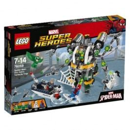 LEGO® Super Heroes 76059 Spiderman: Past z chapadel doktora Ocka