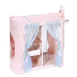 Baby Annabell® Šatní skříň 2v1