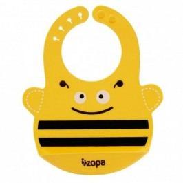 ZOPA Silikonový bryndák, Bee
