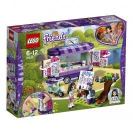 LEGO® Friends 41332 Emma a umělecký stojan