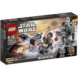 LEGO® Star Wars™ 75195 Snežný spídr™ a kráčející kolos Prvního řádu™