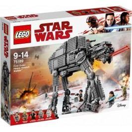 LEGO® Star Wars™ 75189 Těžký útočný chodec Prvního řádu