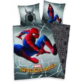 Herding Dětské oboustranné povlečení - Spiderman Homecoming, 140x200 cm