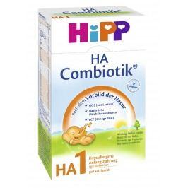 HiPP Počáteční kojenecké mléko MKV HA 1 Combiotik 500 g