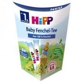 HiPP BABY Fenyklový čaj