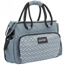 Badabulle přebalovací taška BOHO Grey